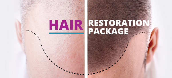 Hair Restoration Package