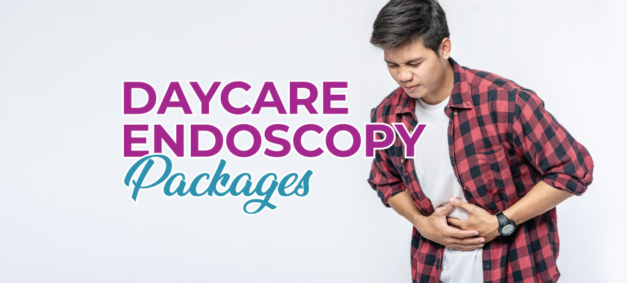 Daycare Endoscopy Package